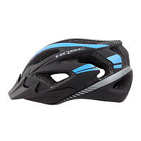 Шлем HQBC EPIQE черный/синий матовый размер М