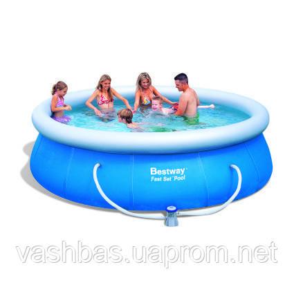 Bestway Надувной бассейн Bestway 57263/57166 (366х91)