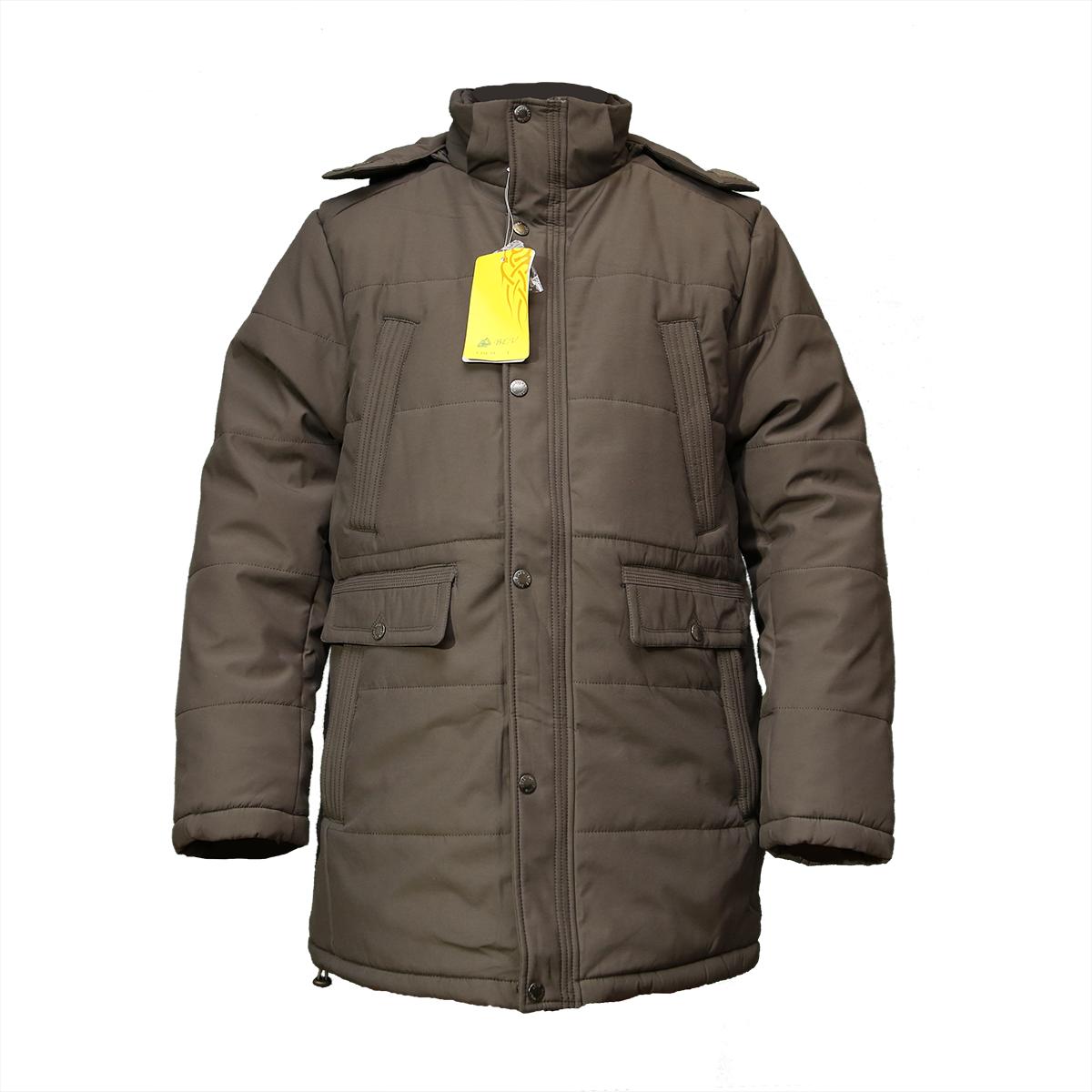"""Зимняя куртка мужская теплая куртка тм. """"Boulevard""""  EJM-55"""