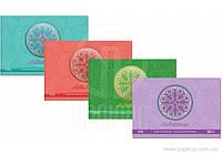 Альбом для рисования на спирали Kaleidoscope, 20листов, 100г/м2, выборочный лак