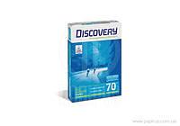 Бумага офисная Дискавери 70 гр/м2, А4 500 л/пач, класс В