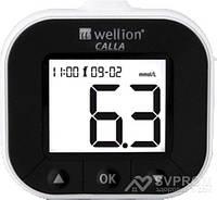 Акционный набор Wellion Calla Light + тест-полоски №50 + ланцеты №50