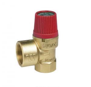 """Предохранительный мембранный клапан Watts SVH 2,5 бар, 1/2"""" - Б2ТРАСТ в Днепре"""