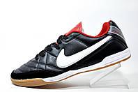 Бутсы для футзала Nike Tiempo Mystic, Black\Red