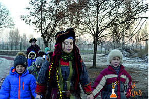 """Новогодний """"Пиратский квест"""" 27.12.2016 5"""