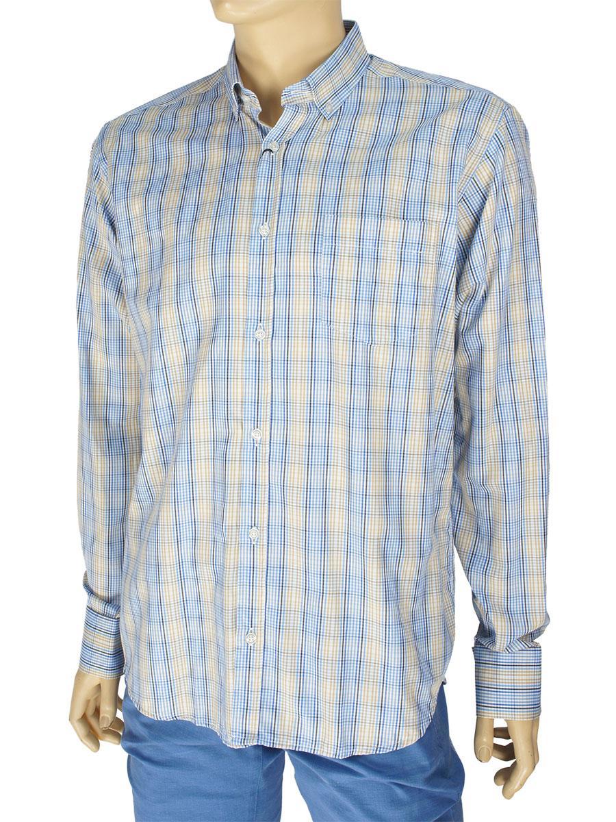 Рубашка мужская Negredo Art.507 clas.