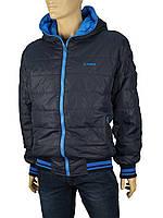 Демисезонная мужская куртка с капюшоном Remain 6901