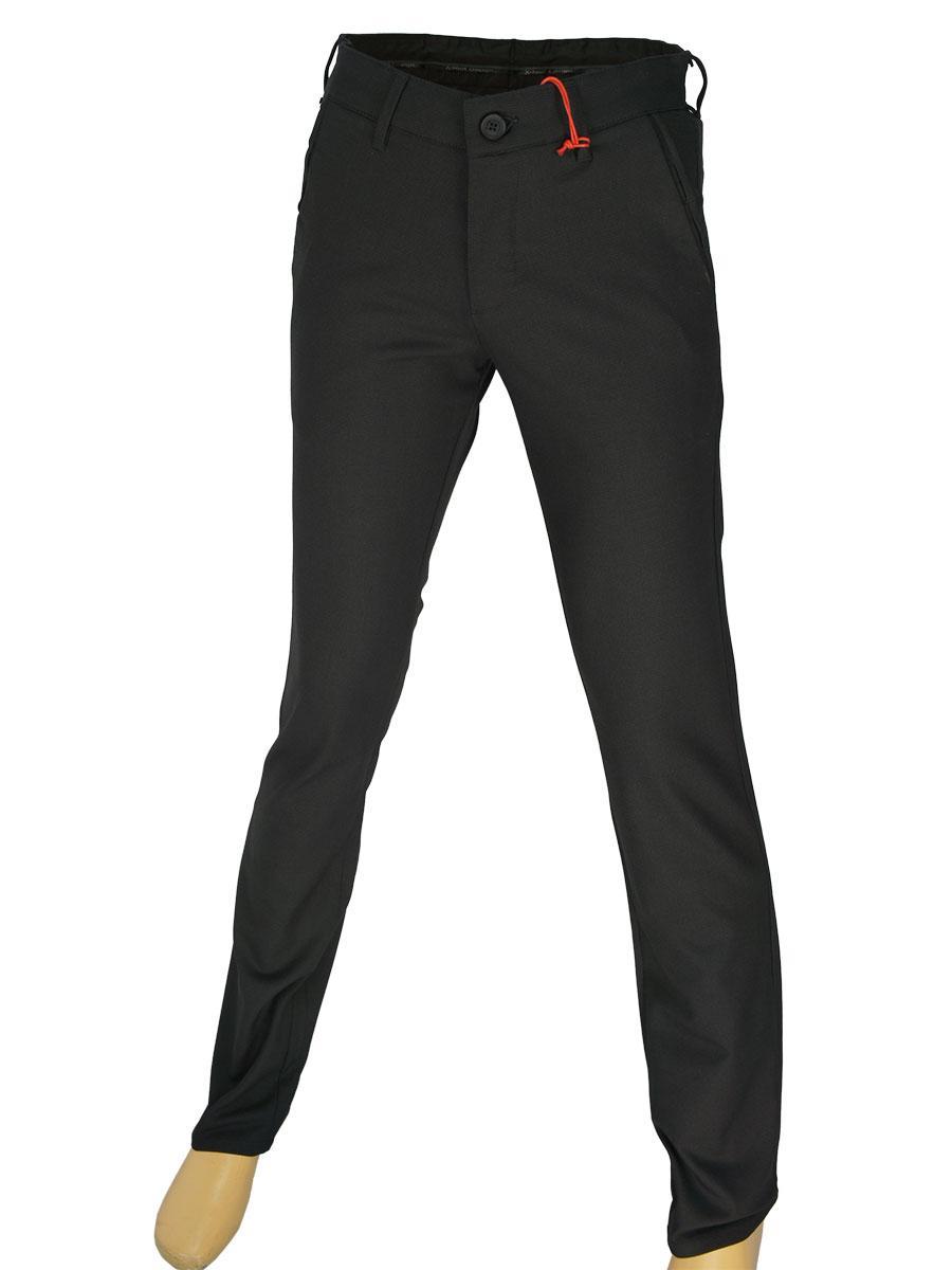 Мужские черные джинсы X-Foot 180-3100