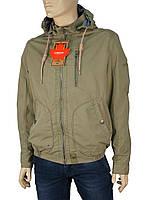 Мужская хлопковая куртка -  ветровка Corbona J-DS968A#016