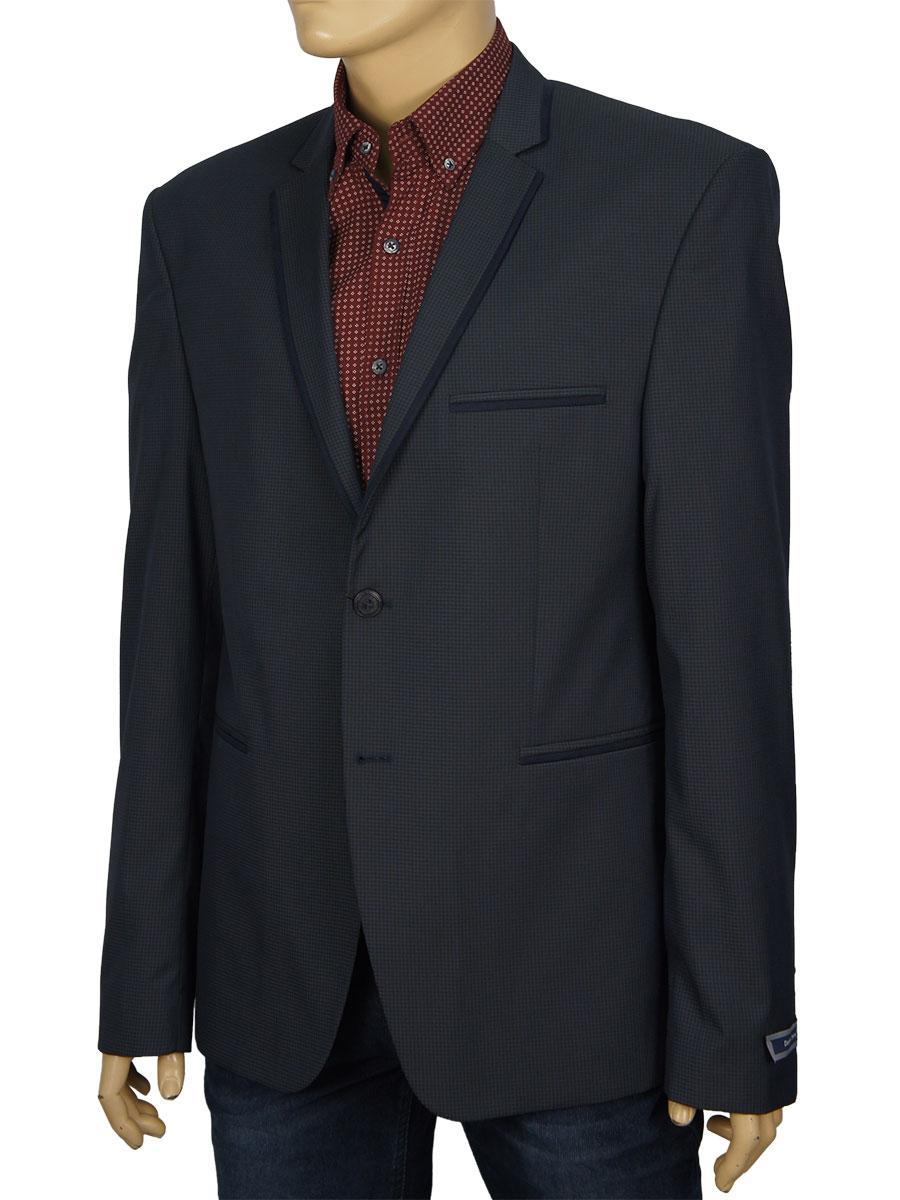 Мужской пиджак Daniel Perry REINA #2 в синем цвете