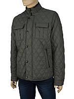 Демисезонная мужская куртка Santoryo WJ7586 цвета хаки