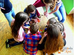 Квест для детей в школе. Январь 2016 4