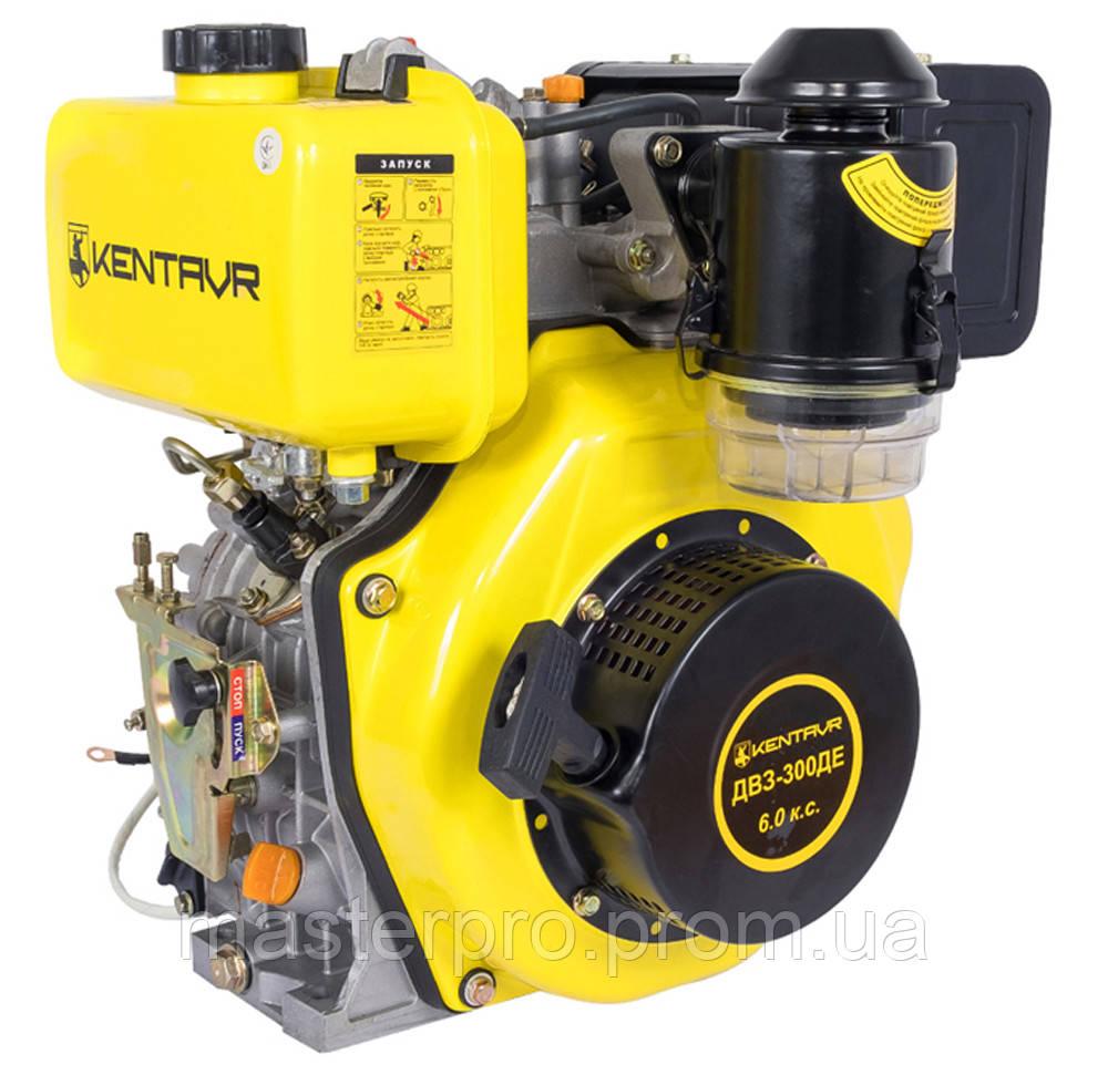 Двигатель дизельный Кентавр ДВЗ-300ДЕ