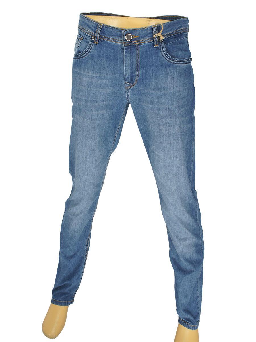 Чоловічі сині джинси Differ E-2380 SP.NO 0146