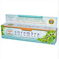 Органическая травяная зубная паста Auromere 75мл