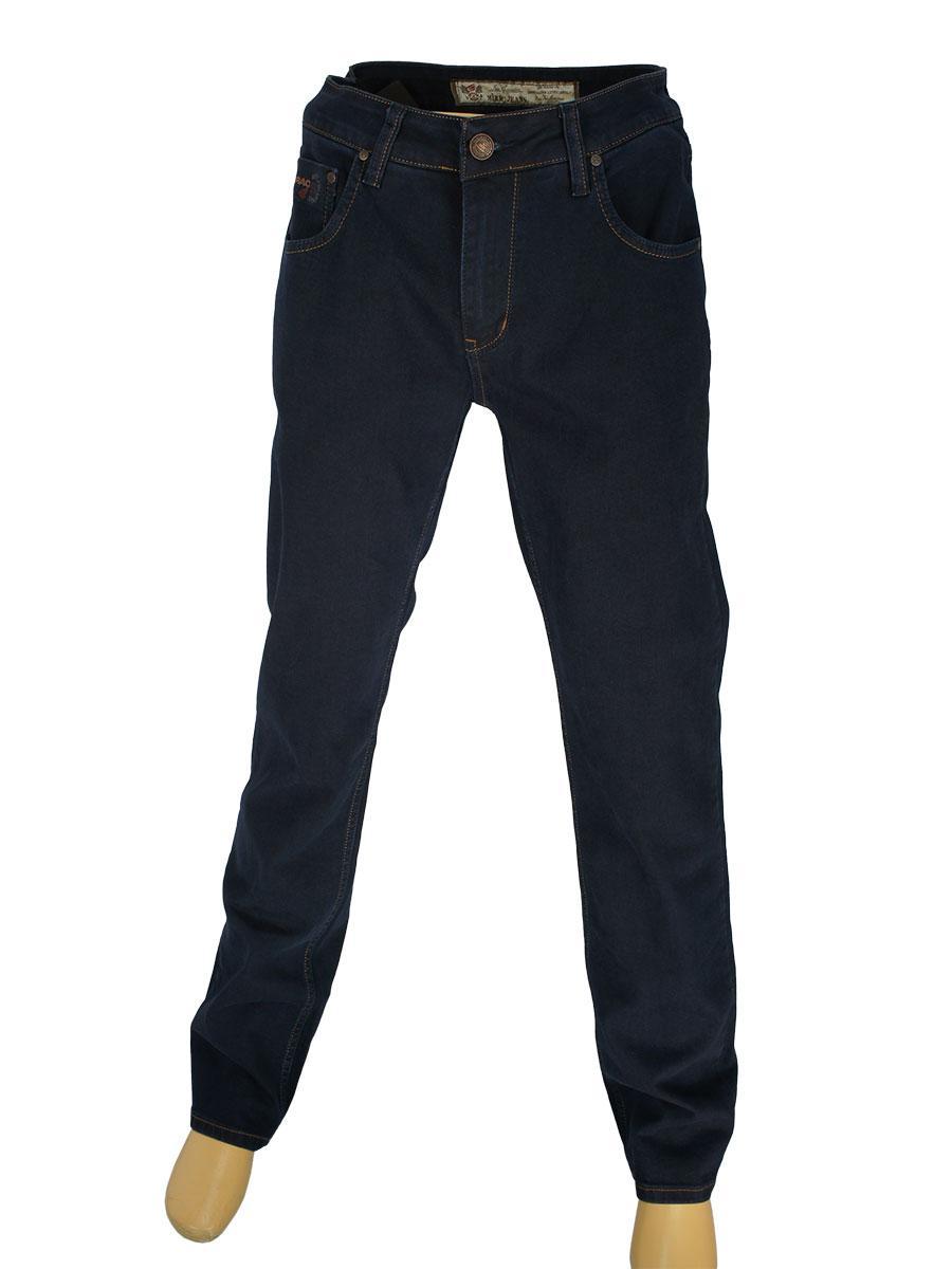 Стильні чоловічі джинси Mirac M: 2592-P P.N.198 в темно-синьому кольорі