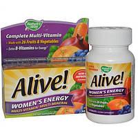 Комплекс мультивитамин для женщин / США / Nature's Way