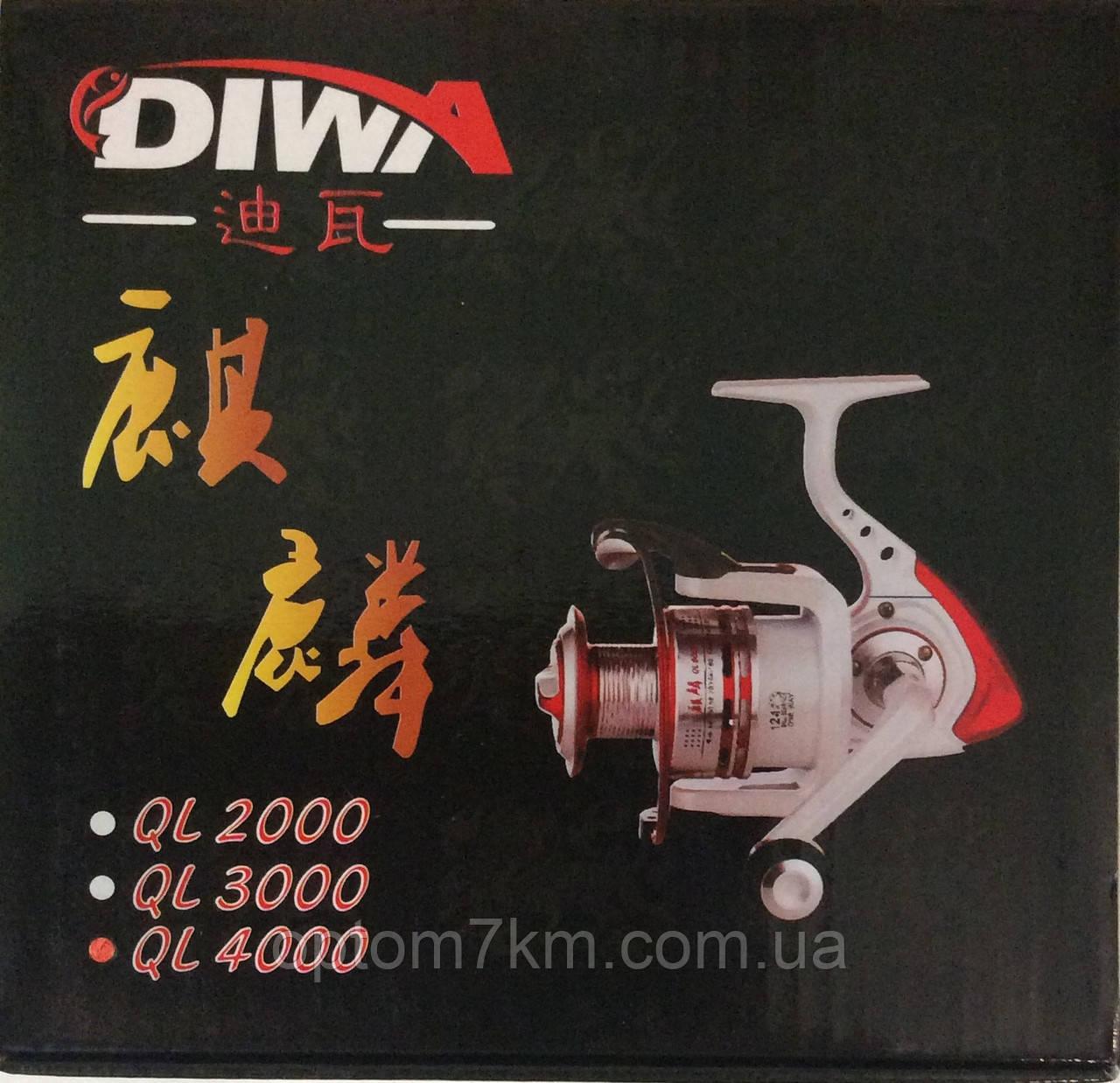 Катушка DIWA QL3000 12+1bb