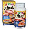 Мультикомплекс витаминов для детей витамины для детей, поливитамины Nature's Way, Alive!