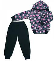 Трикотажный костюм для девочки (1,5-4 года) разные цвета