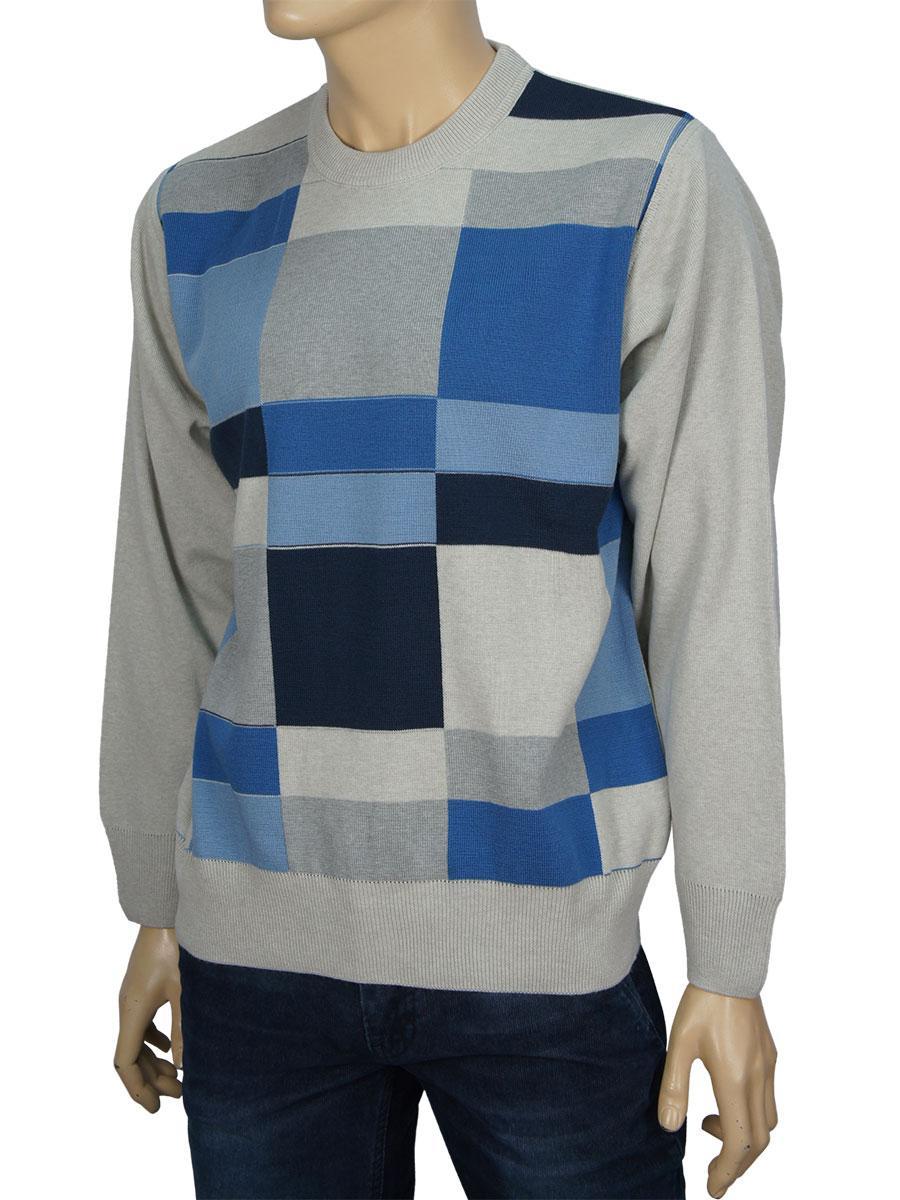 Чоловічий светр King Wool 364