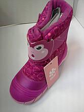 Ботінки зима дівч. Ві Кі , С-В24-95-К фіолетовий 23 (20-25) 25