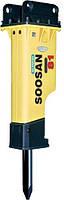 Гидромолот SOOSAN SB81TS-P