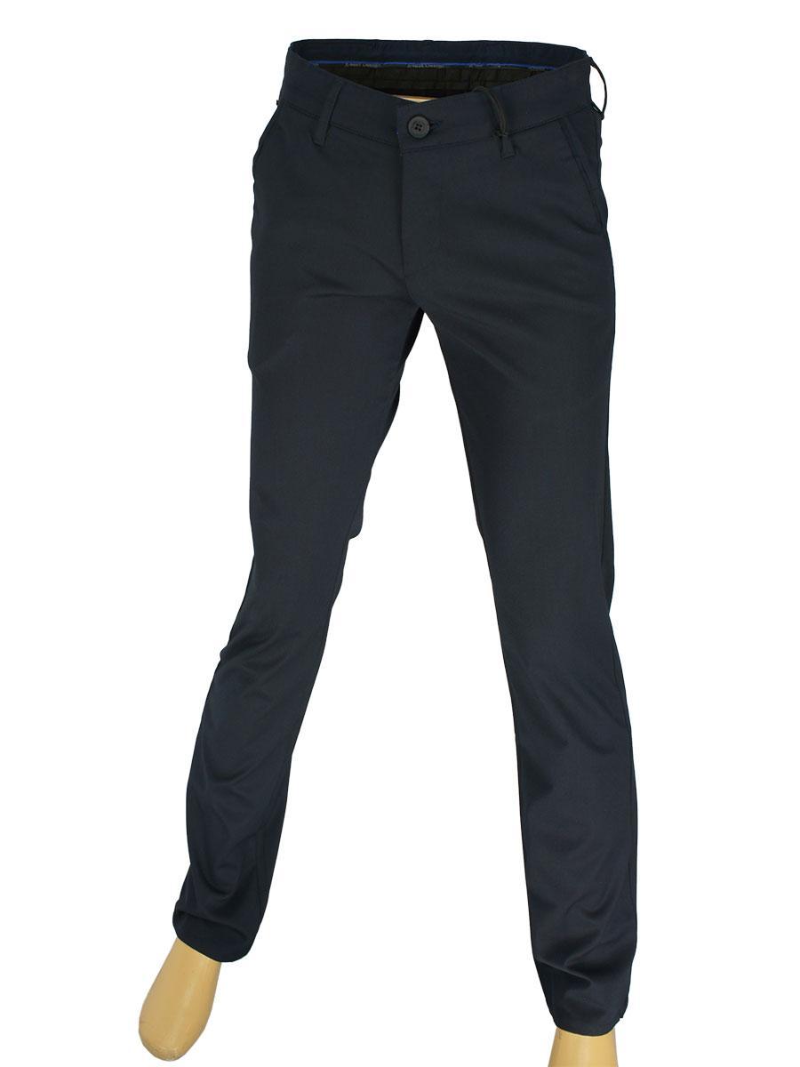 Чоловічі темно-сині джинси X-Foot 180-3100