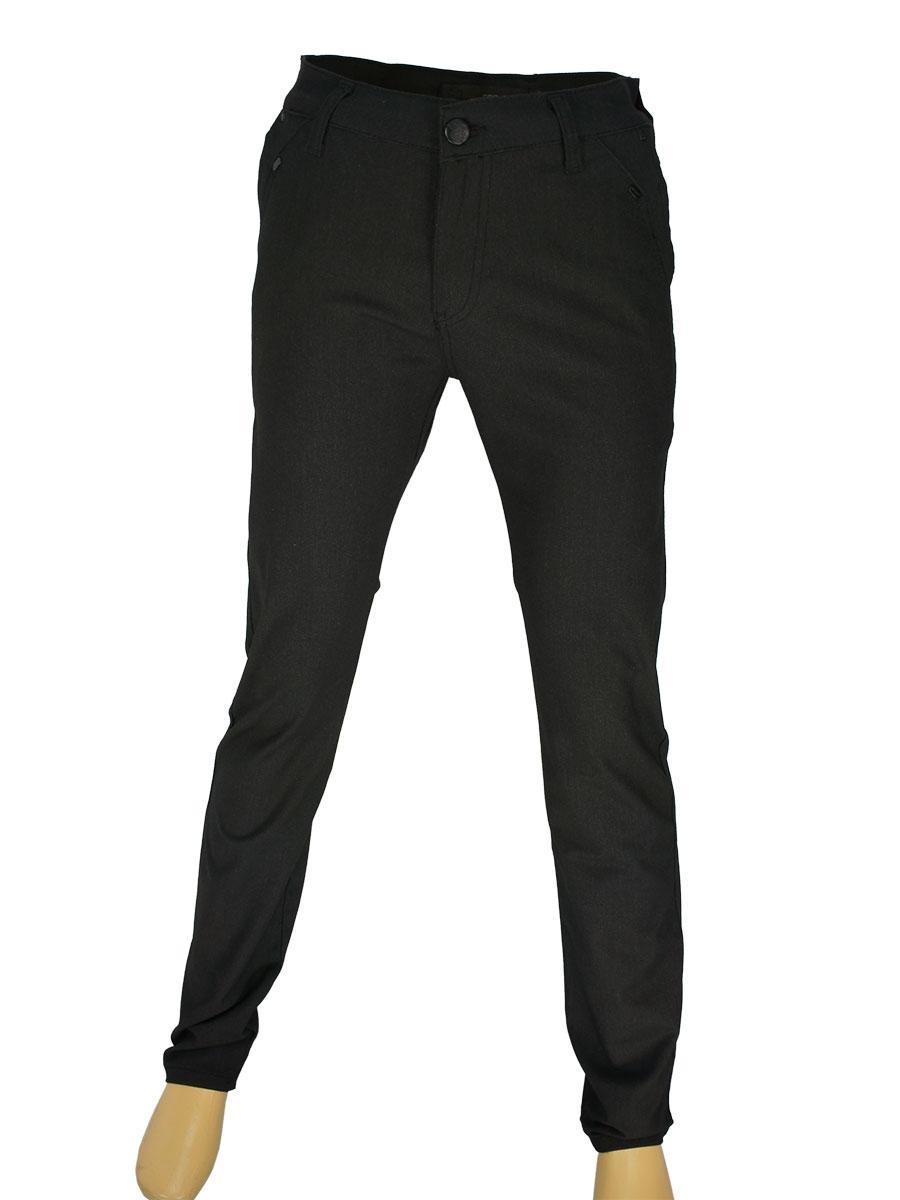 Чоловічі джинси Cen-cor CNC-3049 чорного кольору