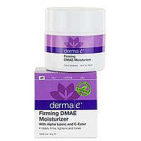 Увлажняющий крем с ДМАЭ, липоевой кислотой и витамином С для упругости кожи, Derma E