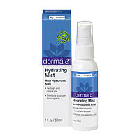 Увлажняющий спрей с гиалуроновой кислотой, Derma E