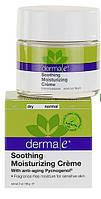 Антивозрастной увлажняющий крем с пикногенолом для чувствительной кожи, Derma E