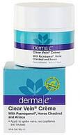 Крем против купероза и сосудистых сеточек Clear Vein, Derma E