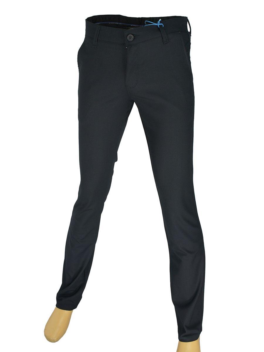 Молодіжні брючні джинси X-Foot 180-3021 в темно-синьому кольорі