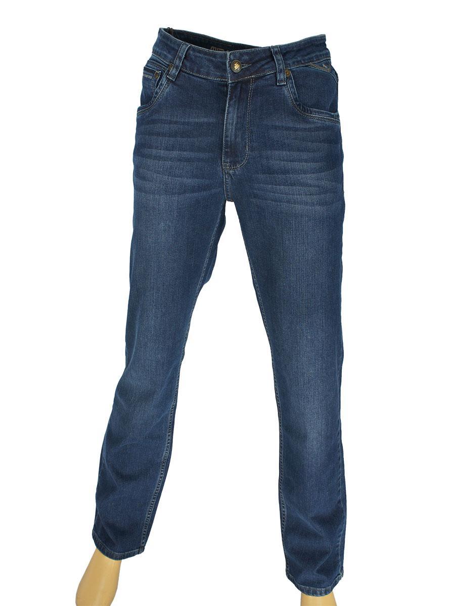 Чоловічі джинси Mirac M:2451 P. N. 394 у темно-синьому кольорі
