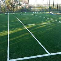 Штучна просипна монофіламентна трава 20 мм (теніс)