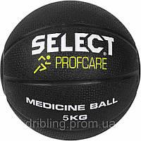 Медбол SELECT Medecine ball 5кг