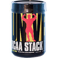 BCAA, вкус лимона, лайма, (BCAA Stack), Universal Nutrition, 1 кг