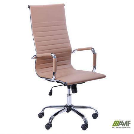 Кресло Slim HB (XH-632) беж, фото 2