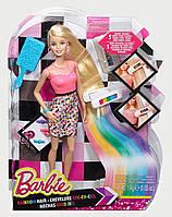 Кукла Барби Радужные волосы Barbie Rainbow Hair Doll Mattel, фото 1