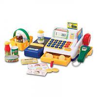 Детский Кассовый аппарат со сканером и звуком Keenway 30213