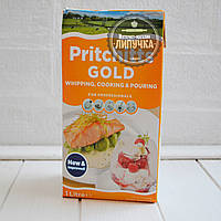 Сливки животно-растительные (несладкие) 34% Pritchitts Gold , 1 л.