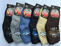 Махровые носки на мальчика 26-31 «Корона»