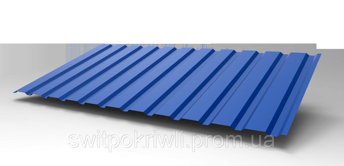 Металлопрофиль (профнастил) ПС-10