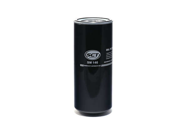 Фильтр масляный SCT SM 146