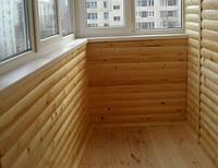 Блок-хаус сосна (АВ) 23х88х3000...4500мм