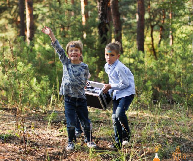 Фото праздник для детей квесты