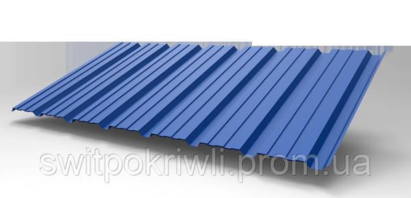 Металлопрофиль (профнастил) ПС-15