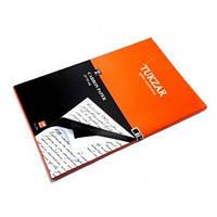 Копировальная бумагаTUKZAR А4, 100 листов, чёрная Tz-259