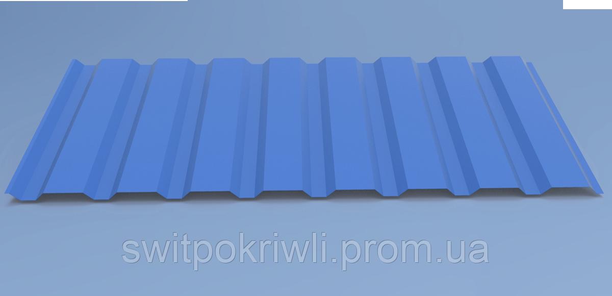 Металлопрофиль (профнастил) ПС-20